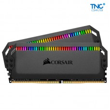 Ram Corsair 32GB/3200 (2x16G) Dominator Platinum RGB
